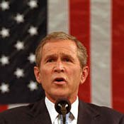 GW Bush on drugs